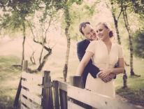 Mønsted Kalkgruber bryllupsfoto