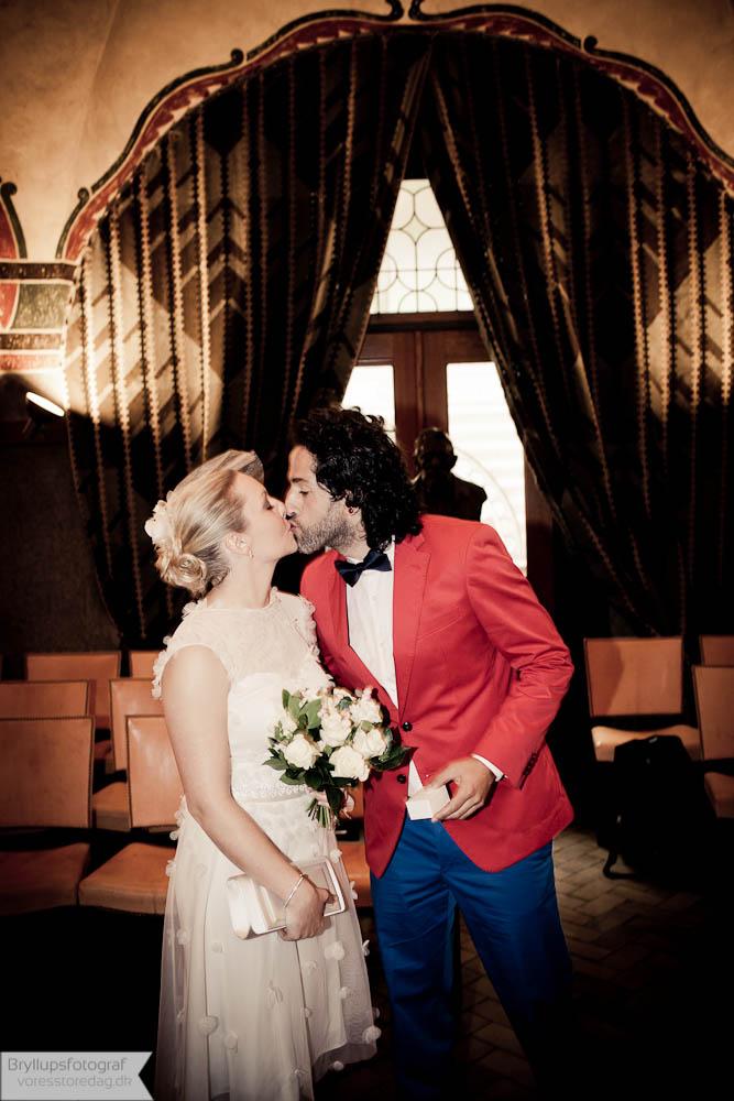 Civil Wedding Photography: Wedding Photographer Denmark