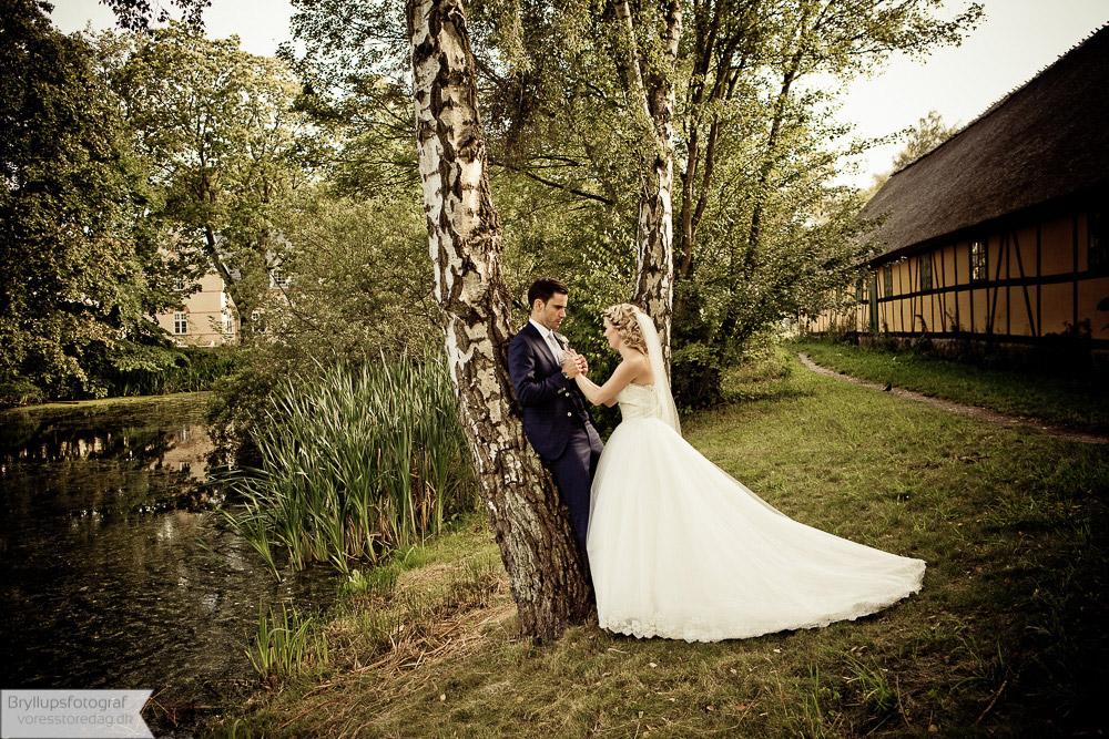 Kokkedal castle wedding60