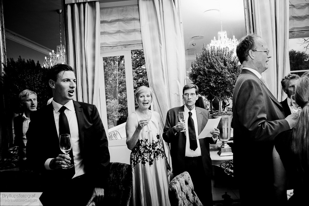 Kokkedal castle wedding94