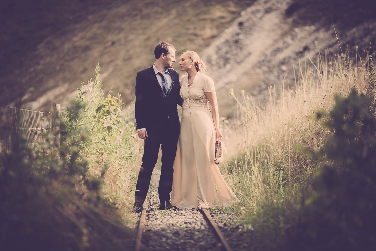 Photographers at weddings