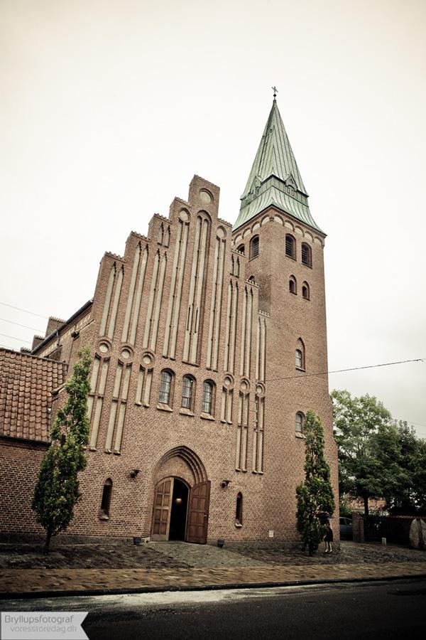 Thomas Kingo church in Odense0