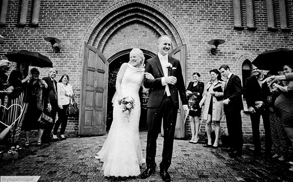 Broholm Castle wedding