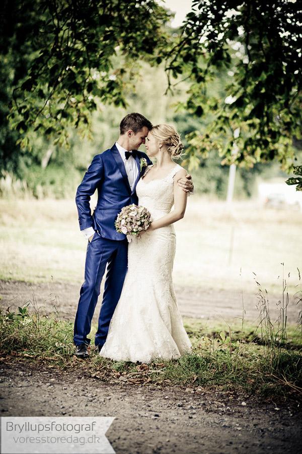 Wedding Photos at Helenekilde Badehotel