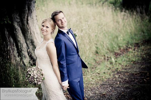 Wedding Photos at Helenekilde Badehotel1