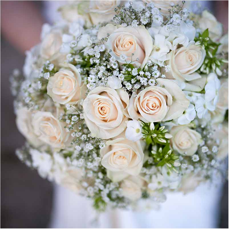 7 Unique And Creative Ideas Of Wedding Flowers