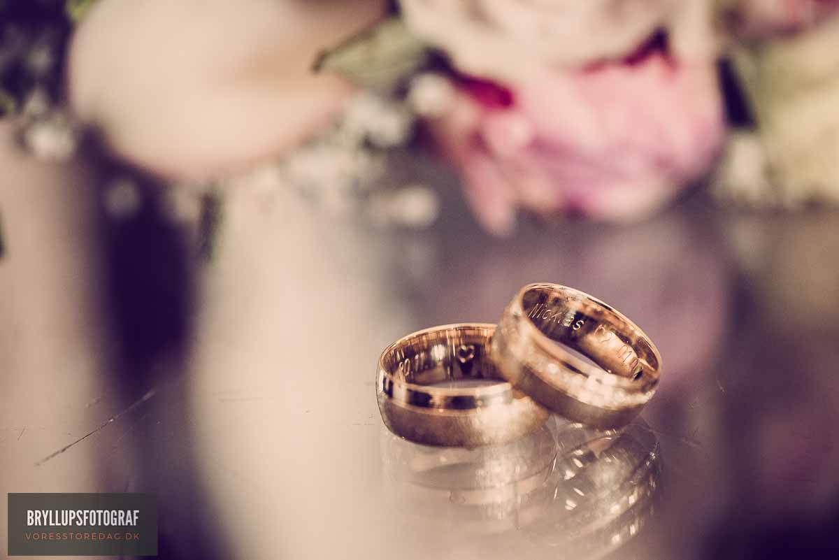 Handcrafted Wedding Rings Make Excellent Choices