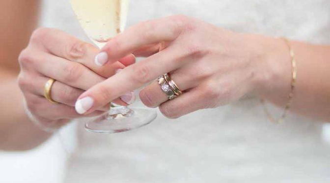 Choosing a Non-traditional Wedding Ring