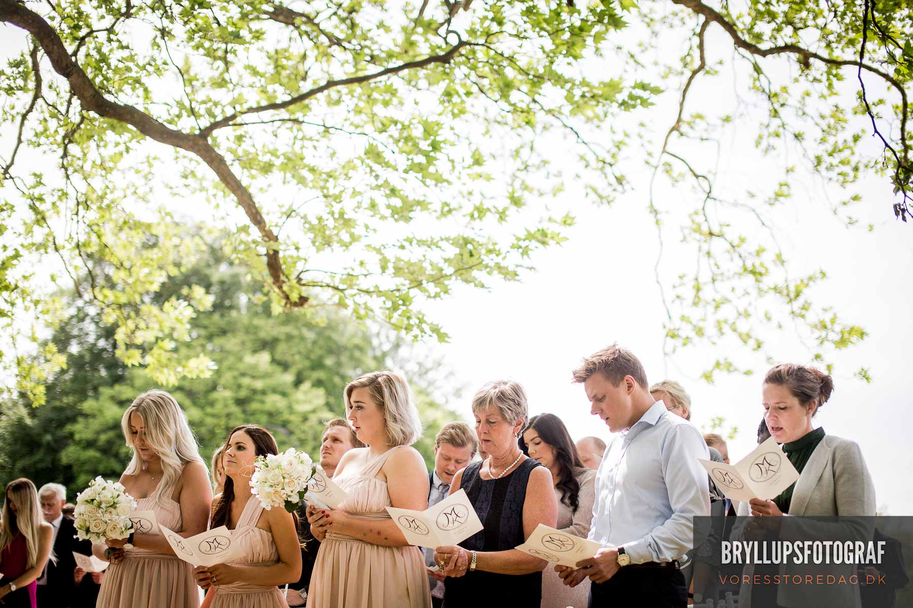 Wedding Inspiration: All Aflutter