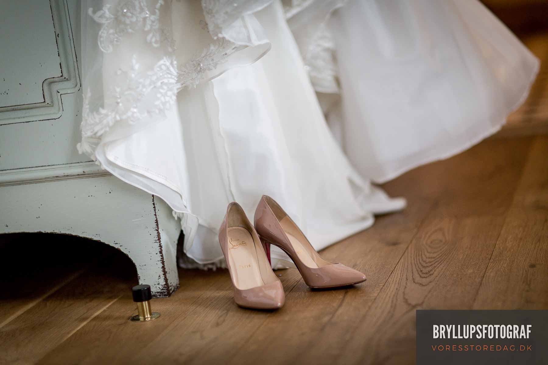 Splurge vs. Steal: Bridal Shoes