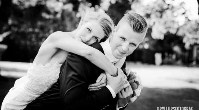 B&W digital wedding photography