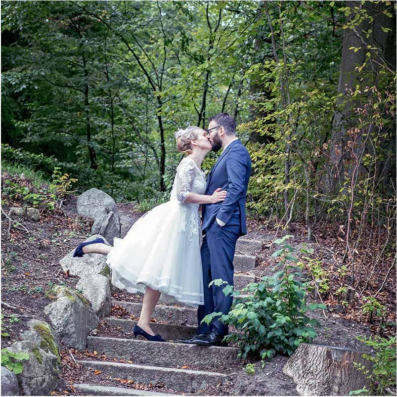 being a wedding photographer