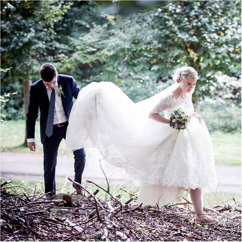 wedding video and photographer