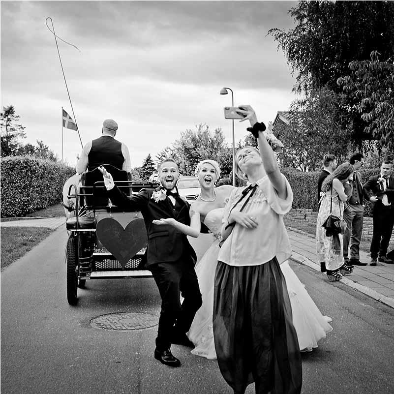 wedding a photographer