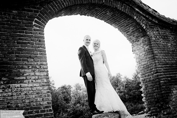 wedding broholm castle0