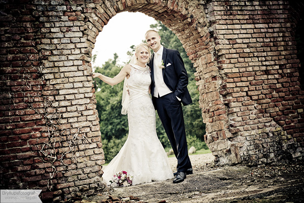 wedding broholm castle2