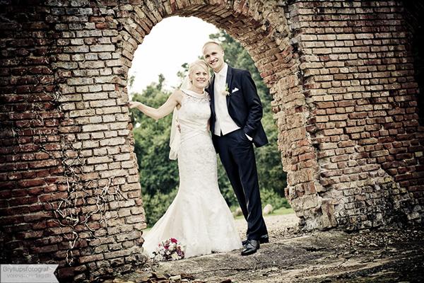 wedding broholm castle2