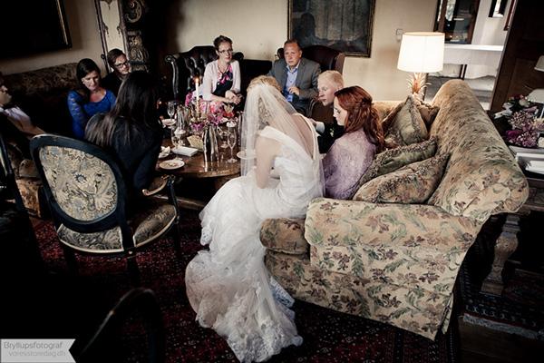 wedding broholm castle23
