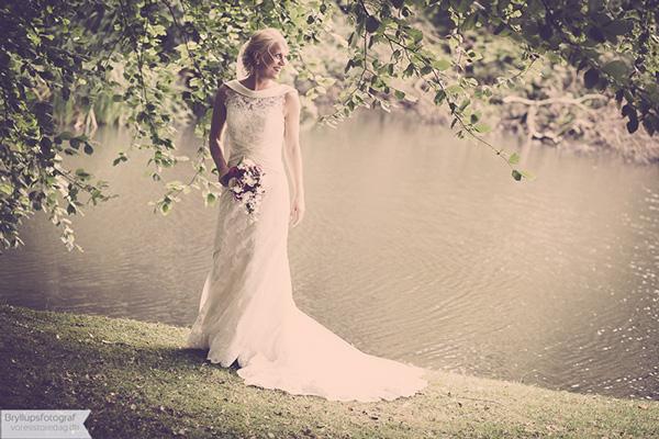 wedding broholm castle7